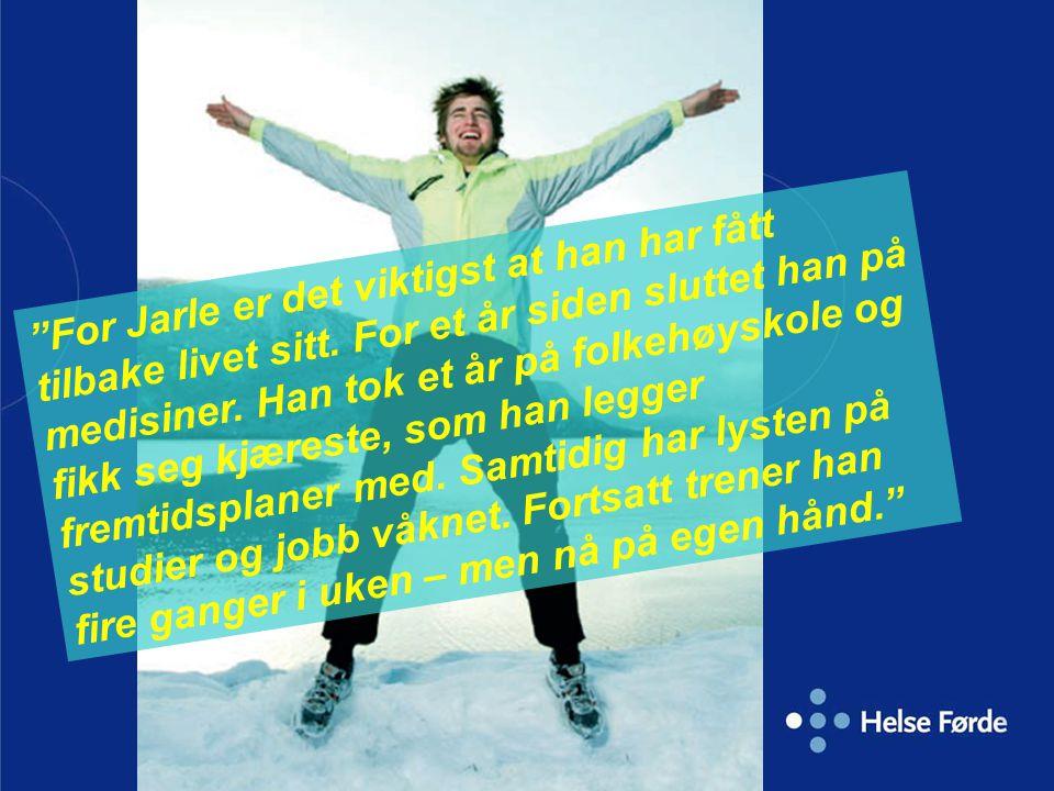 ■ Sigurd amputerte foten i 1964 ■ Trening seks dagar i veka fekk han tilbake i arbeid I AKSJON: Her er Sigurd på sjarmøretappen på Bislet Stadion i Oslo under Holmenkollstafetten førre helg.