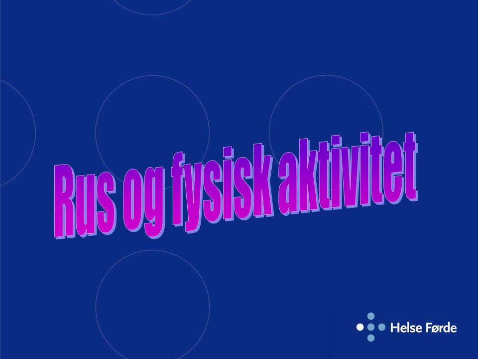 I 1991 ble et utvalg av det norske folk spurt om de med ordet rus først og fremst forbandt noe positivt eller noe negativt.