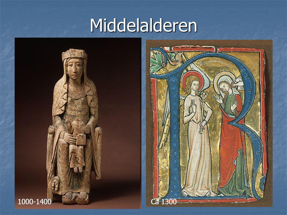 Middelalderen 1000-1400Ca 1300