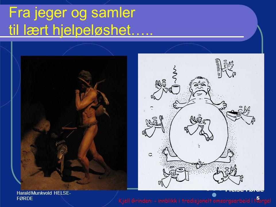 Harald Munkvold HELSE- FØRDE6 | Hvordan oppnå god helse og livskvalitet.