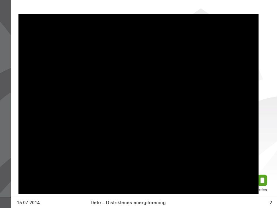 15.07.2014Defo – Distriktenes energiforening33 Den største politiske utfordringen er ønsket om å utjevne tariffene mellom områder Utjevningsordningen er som vi vet definitivt ikke en del av grunnloven..