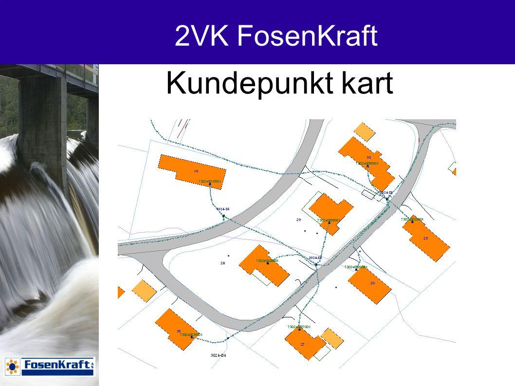 2VK FosenKraft Område 5 Excel Eksport fra anleggsregister