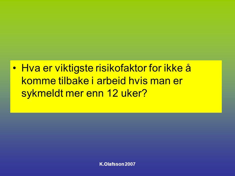 K.Olafsson 2007 Fjellet