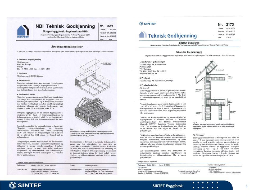 5 Byggevare 2008 Teknisk Godkjenning – innhold: Produktbeskrivelse Bruksområde Egenskaper Betingelser for bruk Produksjonskontroll Grunnlag for godkjenningen Merking
