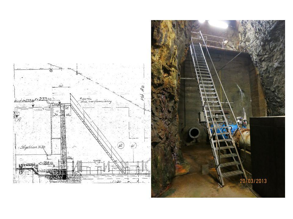 Utfordringer- oppsummering 1km lang vanntunnel 100m rørtunnel i hver ende Ikke fall i lengderetningen.