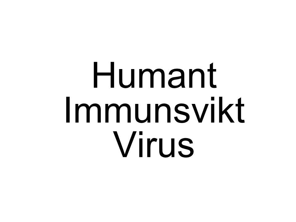 Humant Immunsvikt Virus