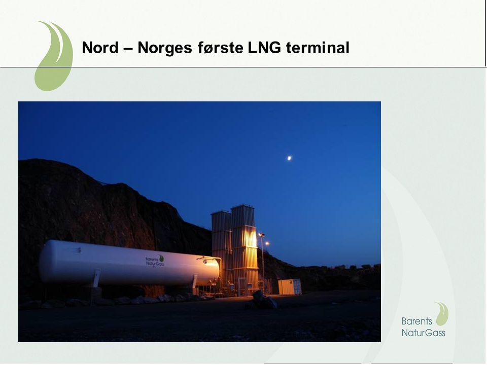 Nord – Norges første LNG terminal