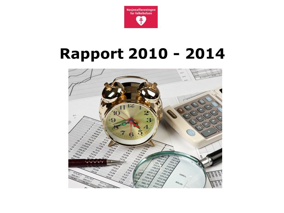 Rapport 2010 - 2014