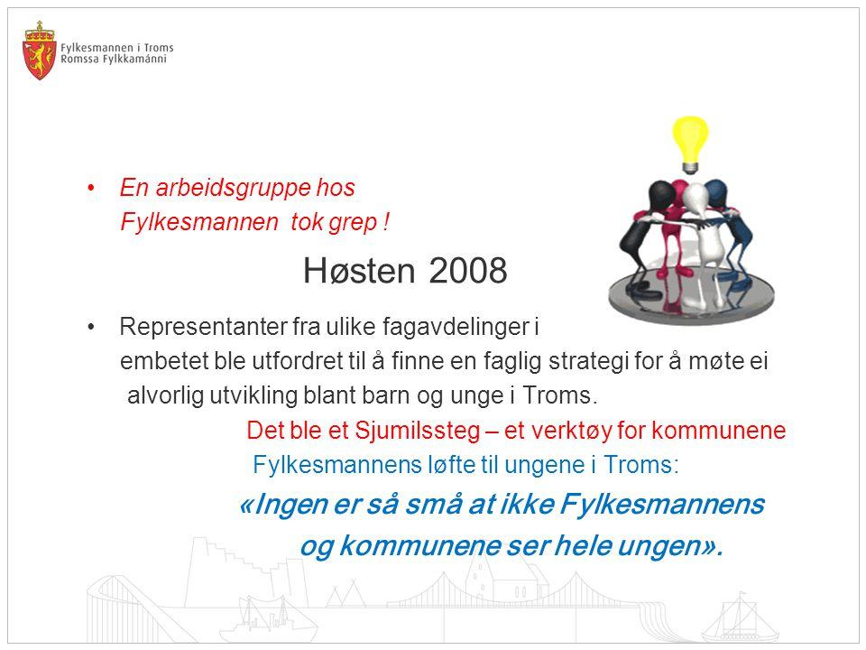 er et program og en metode utviklet av Fylkesmannen i Troms som handler om hvordan FN's Barnekonvensjon, «barnas grunn- lov», kan flyttes fra teori til virkelighet for barna i kommunen.