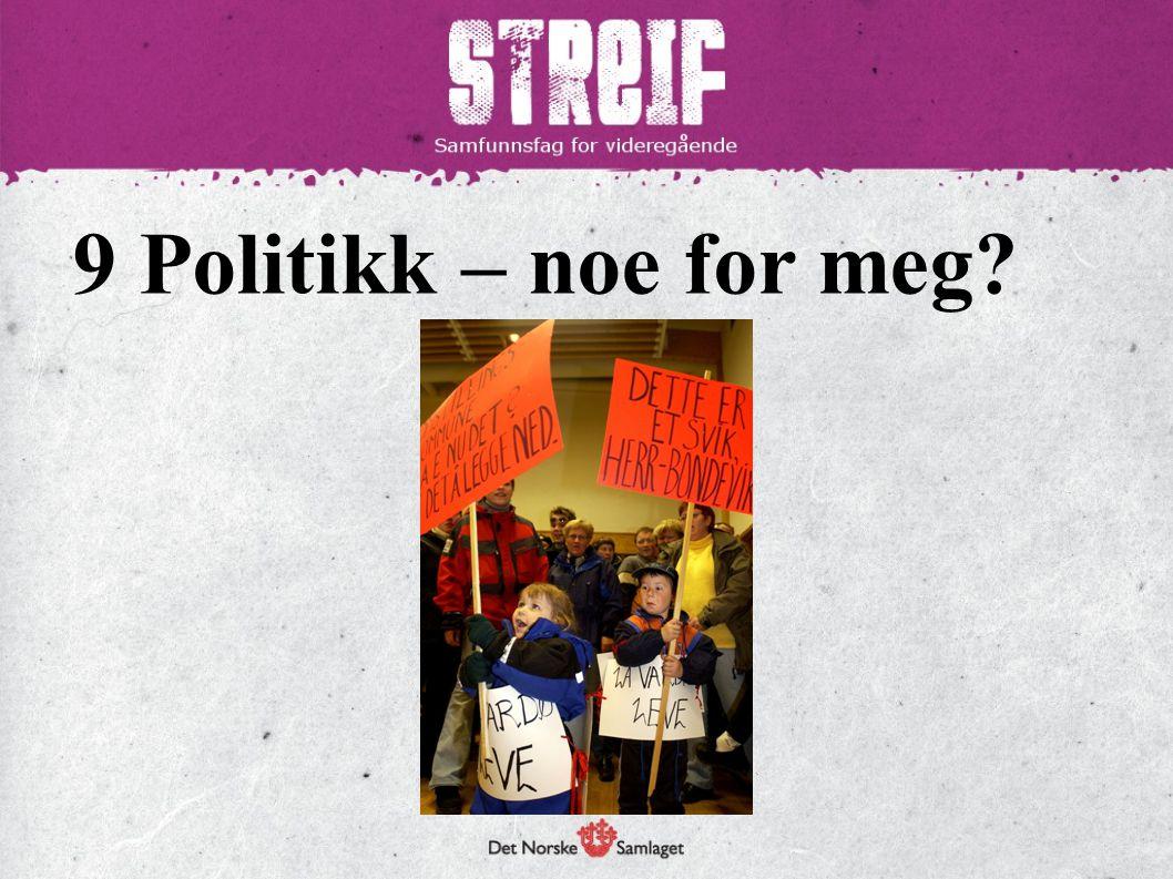 Stemme ved valg Frie politiske valg er et av de viktigste kjennetegnene på et demokrati.