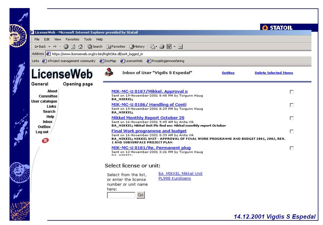 14.12.2001 Vigdis S Espedal