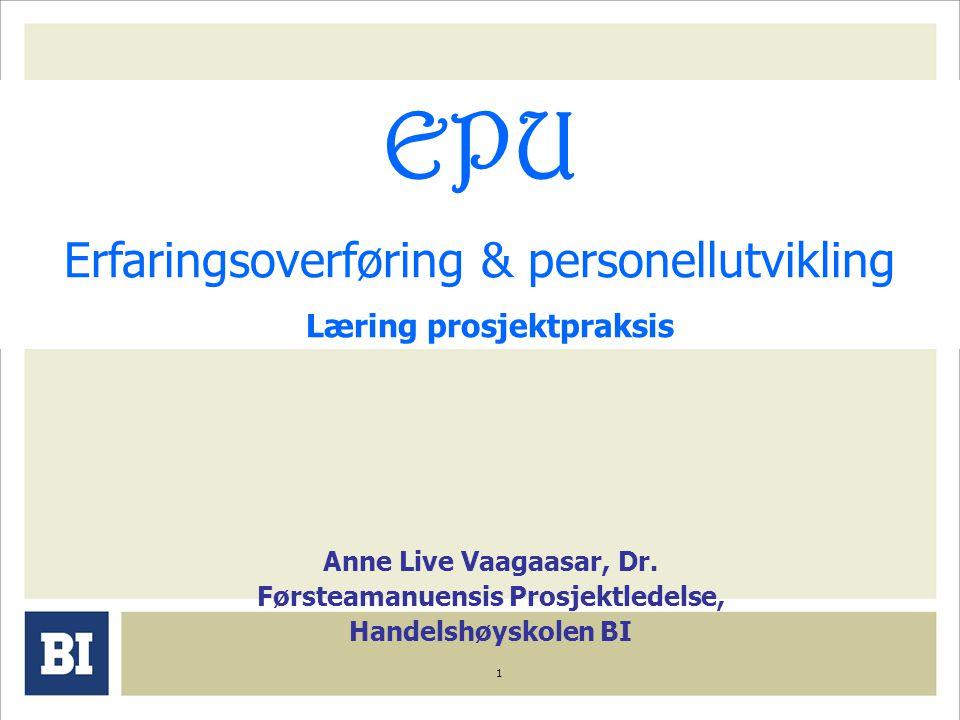 1 Anne Live Vaagaasar, Dr.
