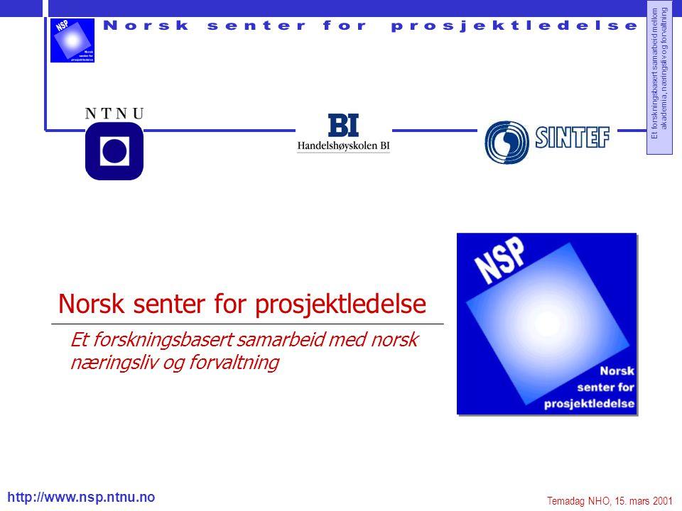 http://www.nsp.ntnu.no Et forskningsbasert samarbeid mellom akademia, næringsliv og forvaltning Livsløp i ulike perspektiver Investeringskostnader Driftskostnader Avkastning Miljø Usikkerhet Fleksibilitet