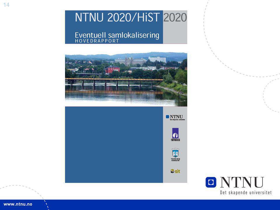 15 NT-fakultetets prioriteringer