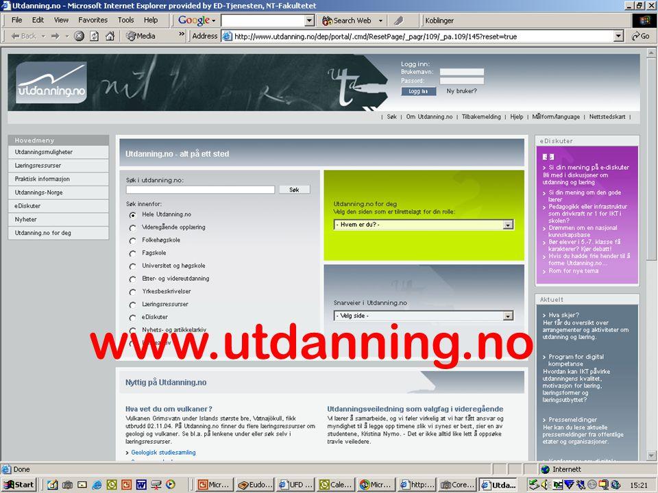 www.utdanning.no