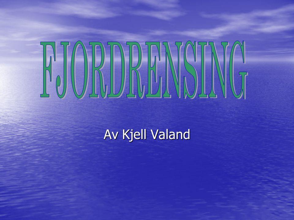 Av Kjell Valand