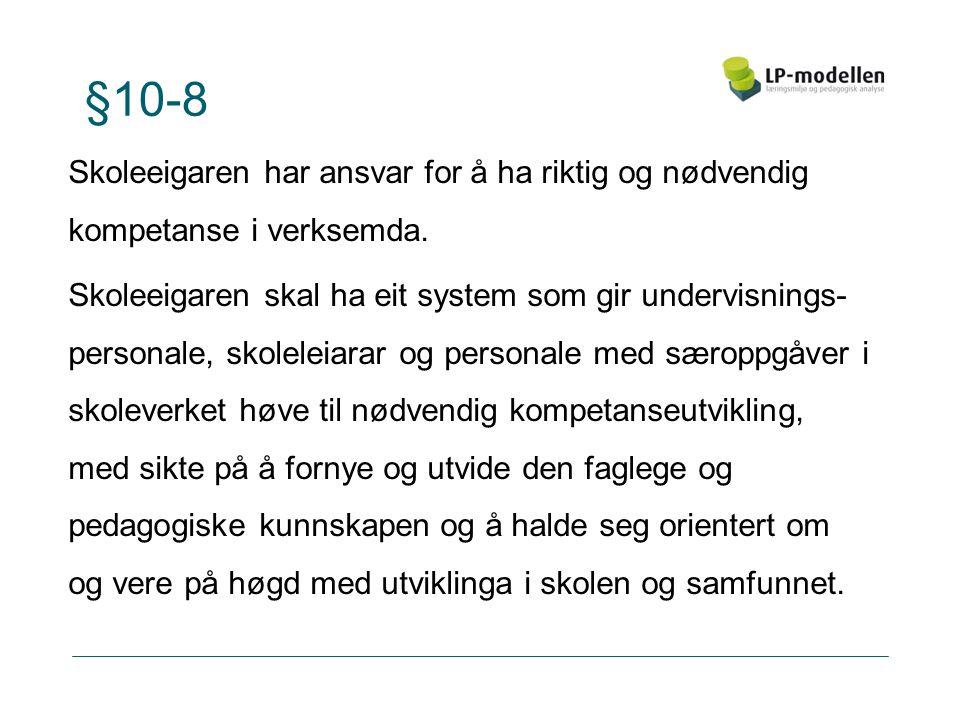 Tilpasset opplæring Individ Gruppe Organisasjon Læring Ledelse Vurdering 14 (G.D.Berg og K.Nes 2007)