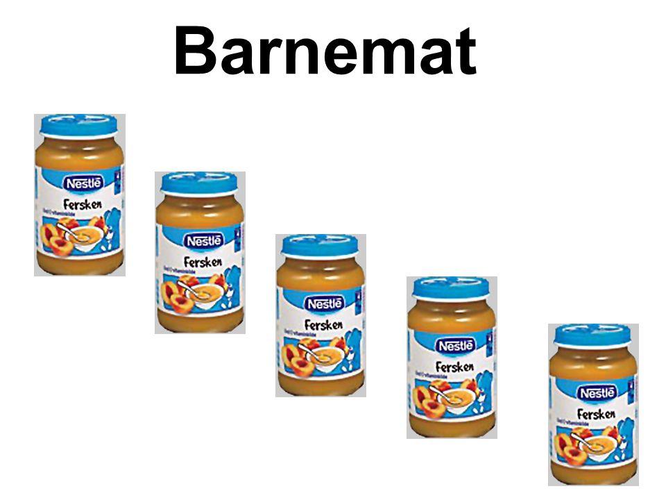 Barnemat