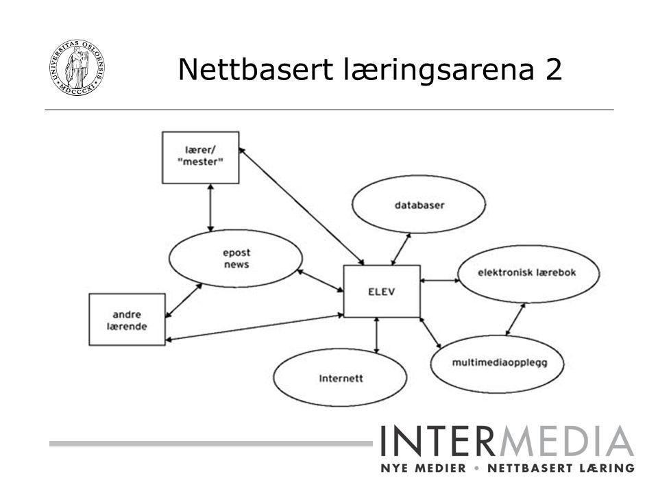 Nettbasert læringsarena 2