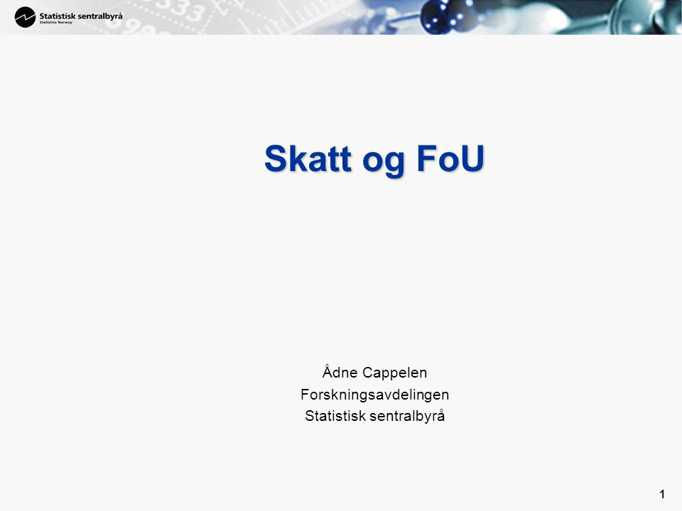 2 To ulike syn på forskningspolitikk [W]hat ethical justification is there for imposing taxes on people to finance scientific research for which they would not voluntarily contribute.