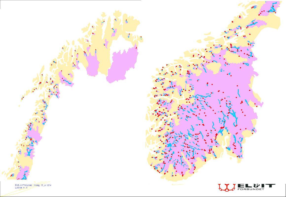 © EL & IT forbundet, tirsdag, 15. juli 2014 Lysbilde nr.: 6