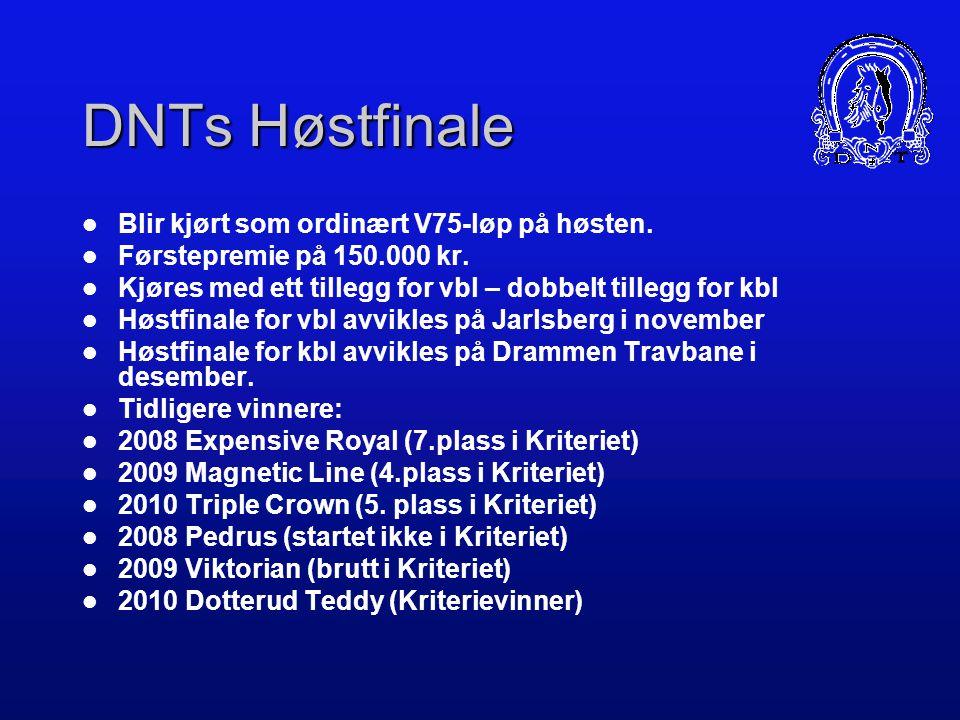 DNTs Vårserie Fire kvalifiseringer for varmblodshester – Finale på Biri 1. mai 30.000 kr i 1.premie i kvalifiseringsløp – 100.000 i førstepremie i fin