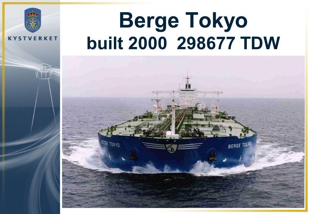 Berge Tokyo built 2000 298677 TDW