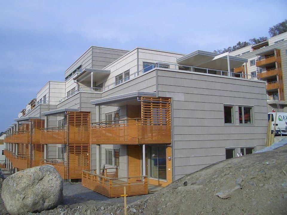Kvartalsrapporten 2006/2 05.09.06 27 Miljøvennlige boligbygging