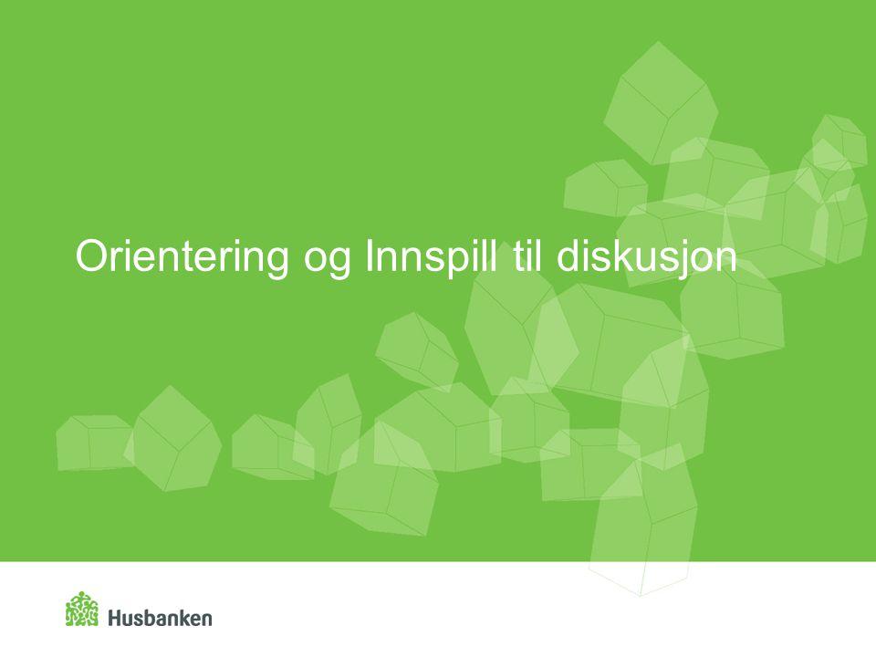 Eksterne programmer/prosjekter Tettstedsprogrammet (MD) Interreg-prosjektet (NIBR m.fl.) Kulturplanlegging/ Kryss (Statsbygg) Miljøprogrammering (Statsbygg, Oslo kommune og Husbanken) Europan-konkurranser