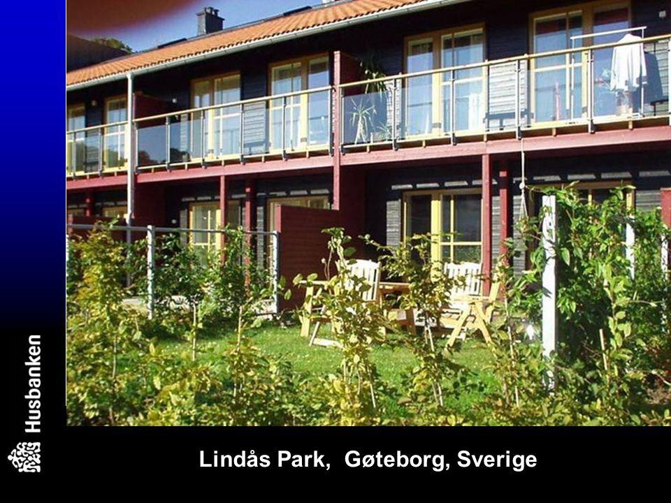 Lindås Park, Gøteborg, Sverige