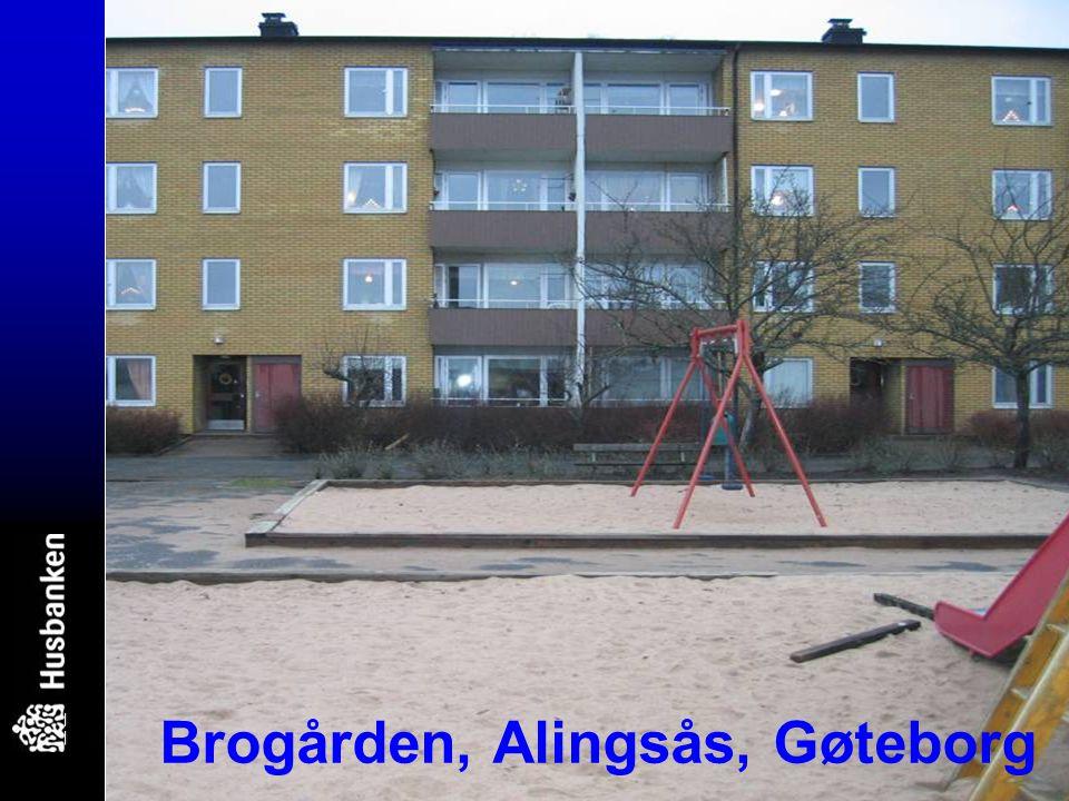Brogården, Alingsås, Gøteborg