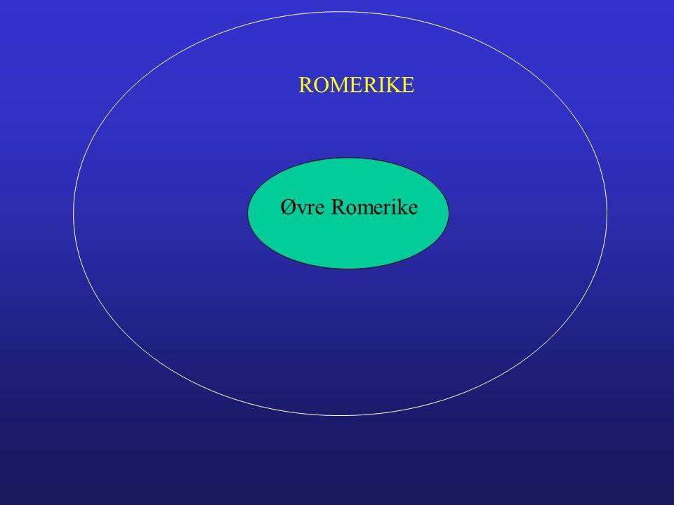 Øvre Romerike ROMERIKE