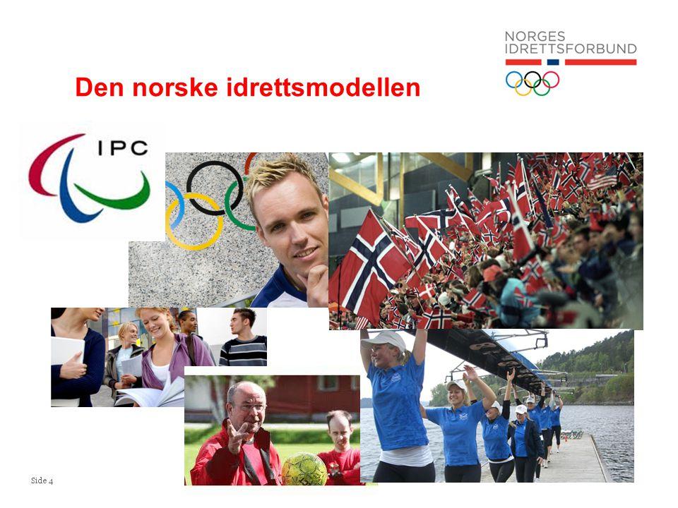 Side 4 Den norske idrettsmodellen
