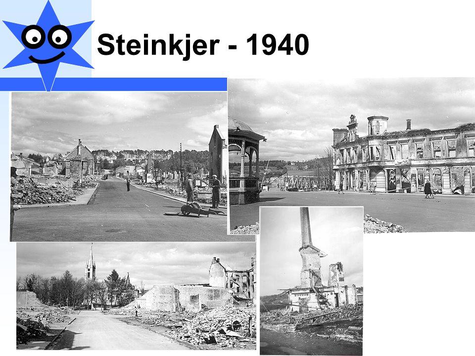 Steinkjer - 1940