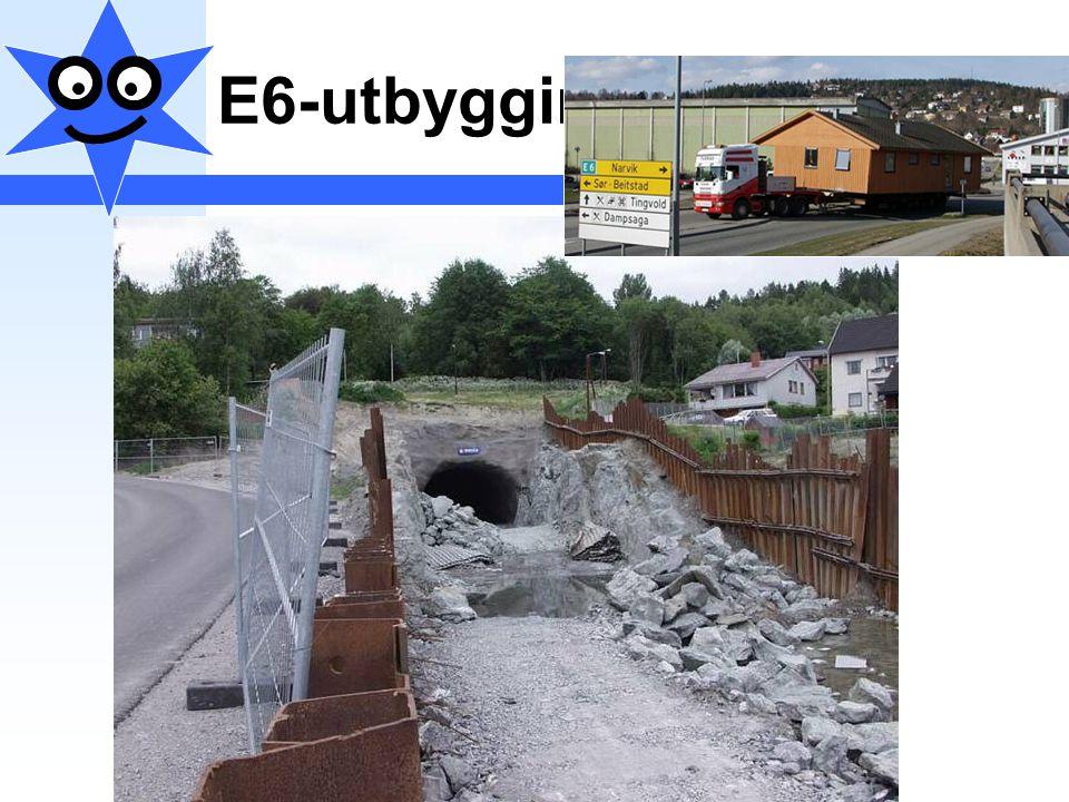 E6-utbygging