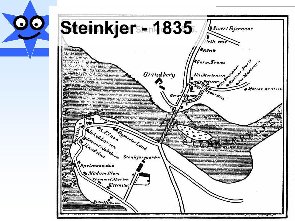 Steinkjer - 1835