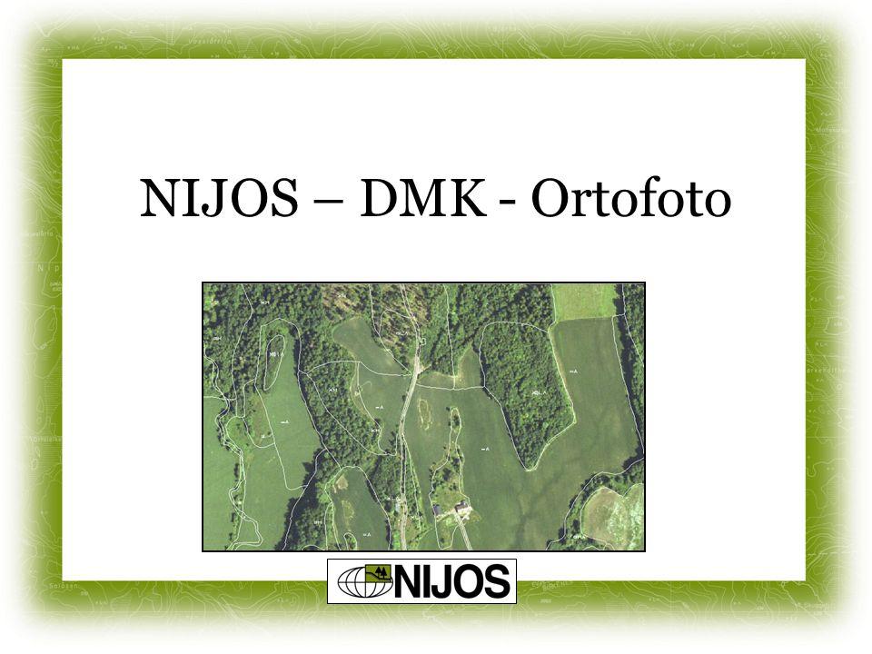 NIJOS – DMK - Ortofoto