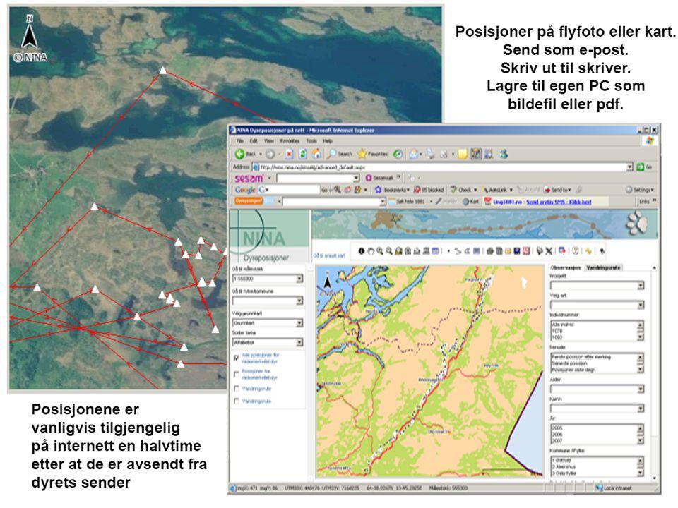 Teknisk infrastruktur fra individ til kart