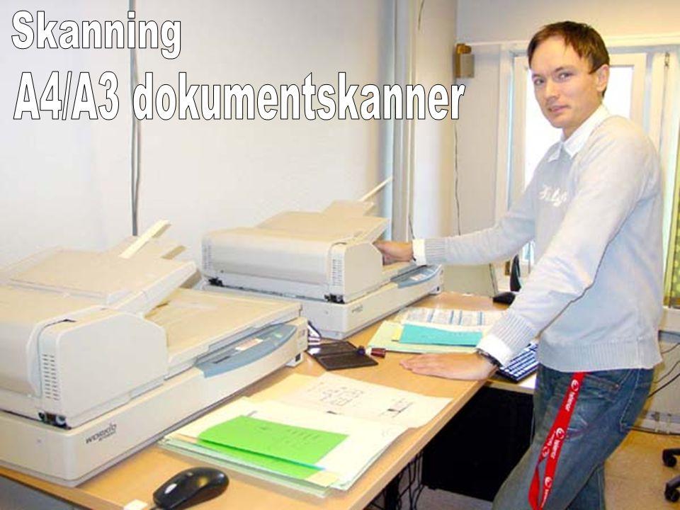 Fra papirbasert til digitalt byggesaksarkiv Geomatikk AS © 2006