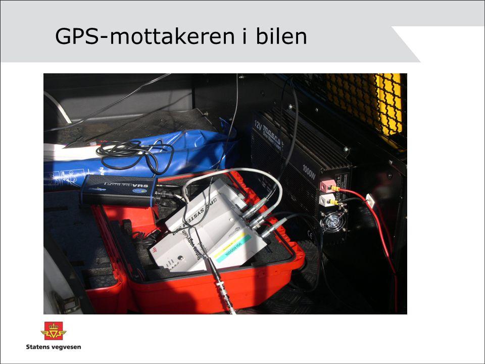 Utstyr i bilen