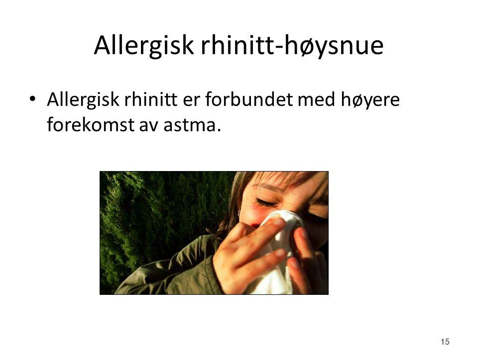 16 Stønning og nesevingespill Stønning er en naturlig form for CPAP Kan forekomme ved lungebetennelse Sykdom i alveolene