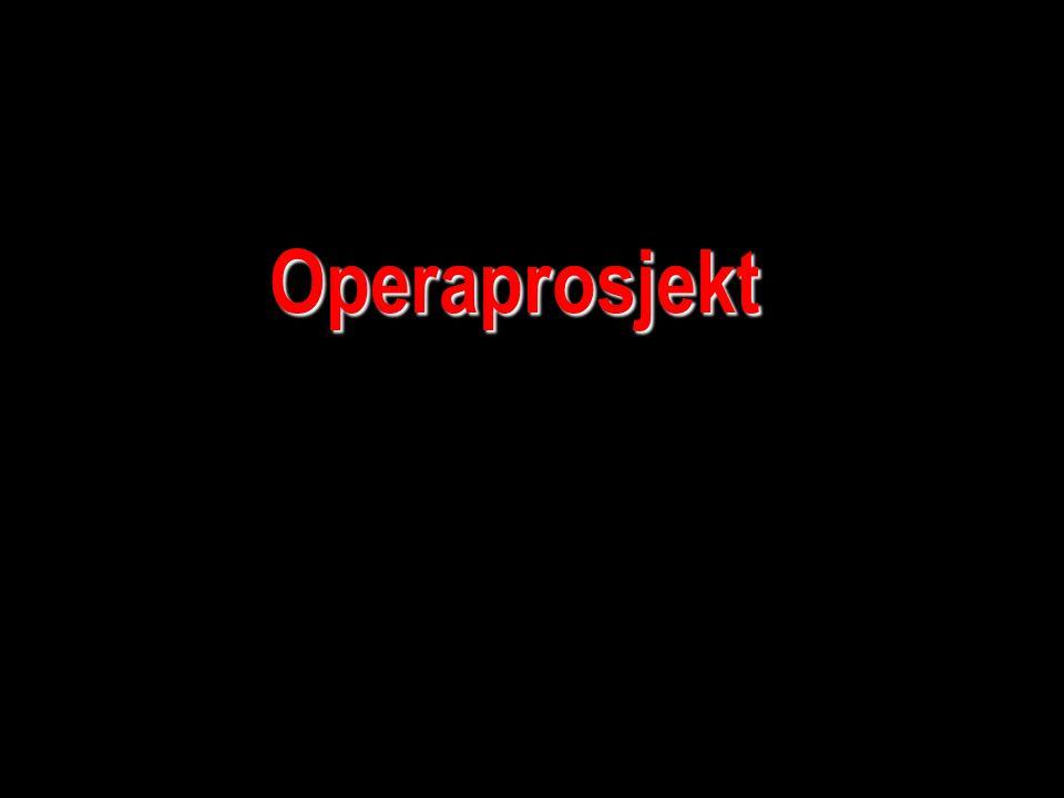 Operaprosjekt