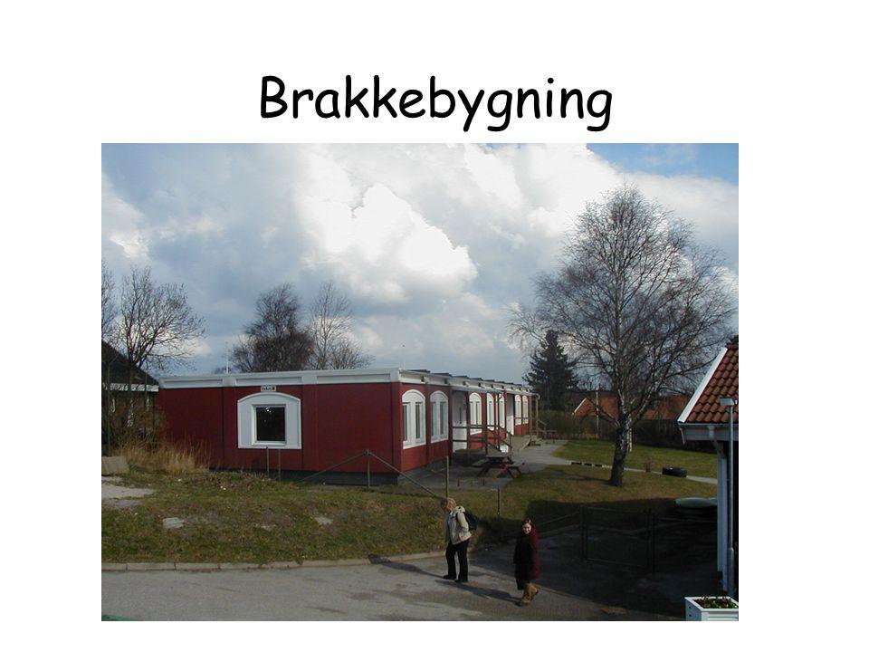 Brakkebygning