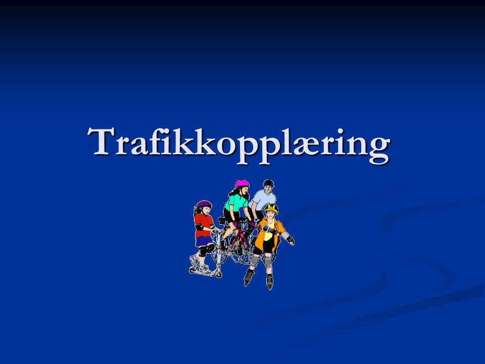 Nå kan dere forhåpentligvis litt mer om det å være trafikkanter på sykkel.