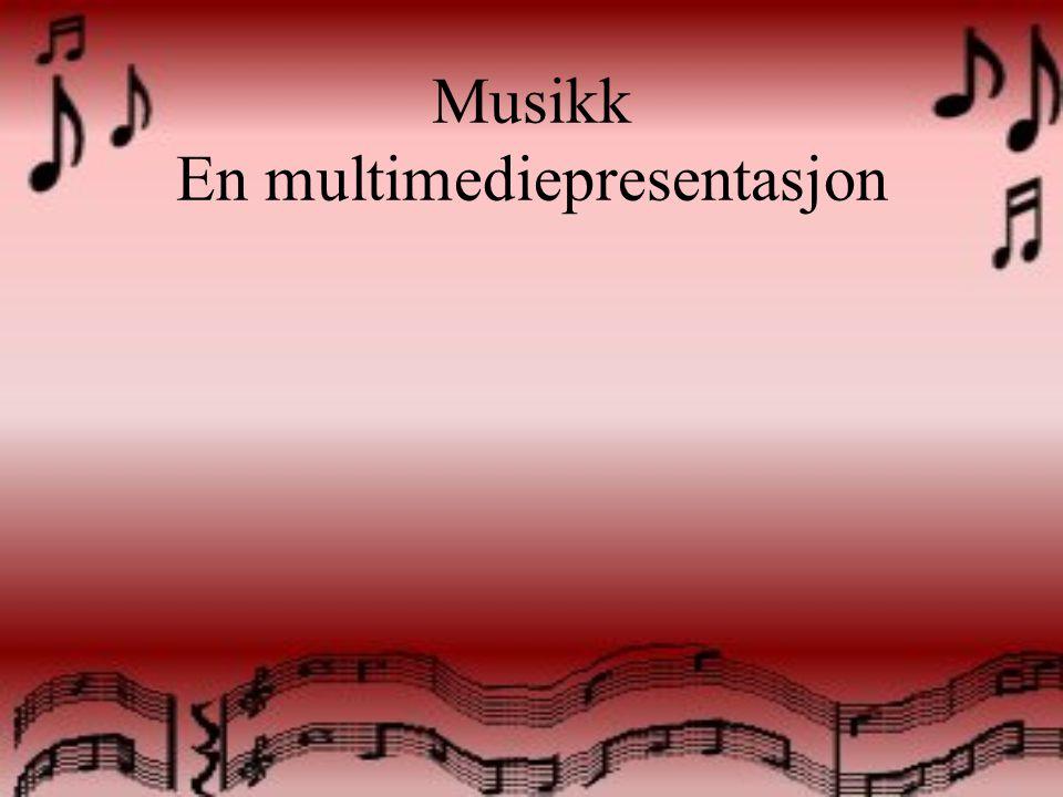 Musikk En multimediepresentasjon Første utkast av arien Se barna du ungdommen.