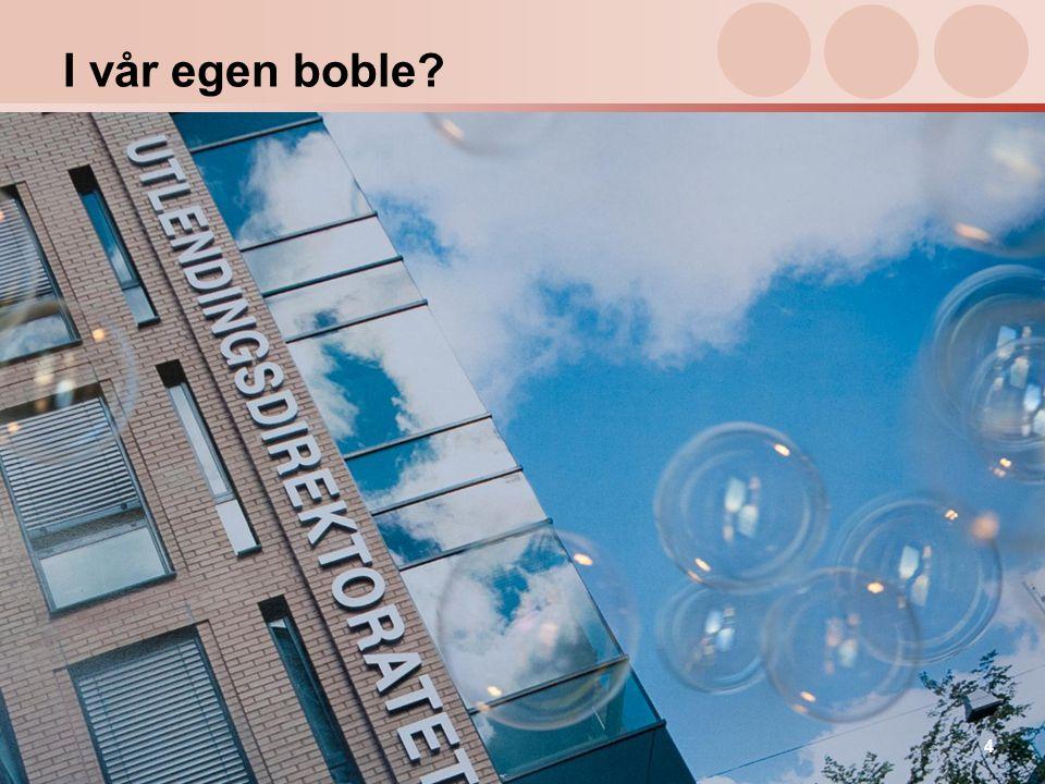 I vår egen boble 4