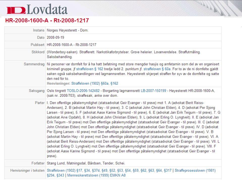 22.januar 2014 av Kari Gyllander10 Kunder Advokater Juridiske saksbehandlere i offentlig forvaltn.