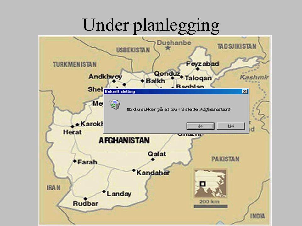 Under planlegging