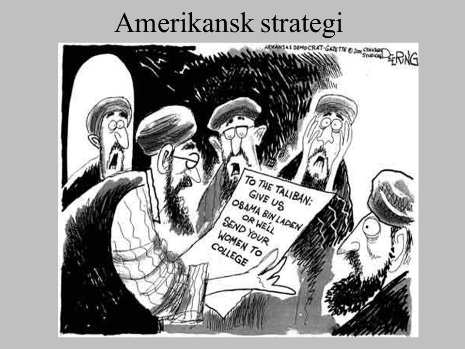 Amerikansk strategi