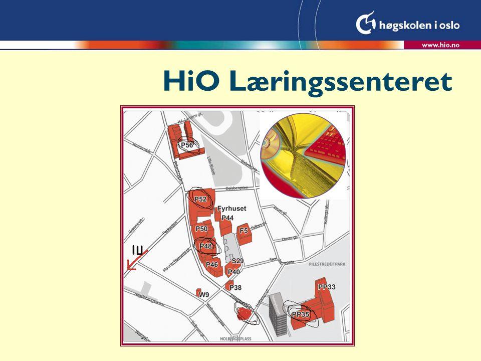 HiO Læringssenteret